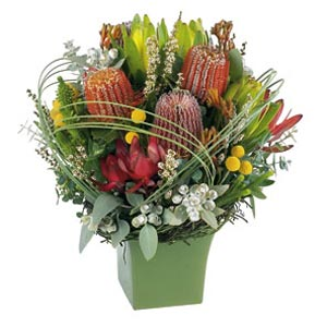 dịch vụ, Australian Native Flower Arrangement