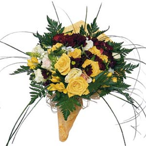 dịch vụ, Bouquet of Mixed Cut Flowers