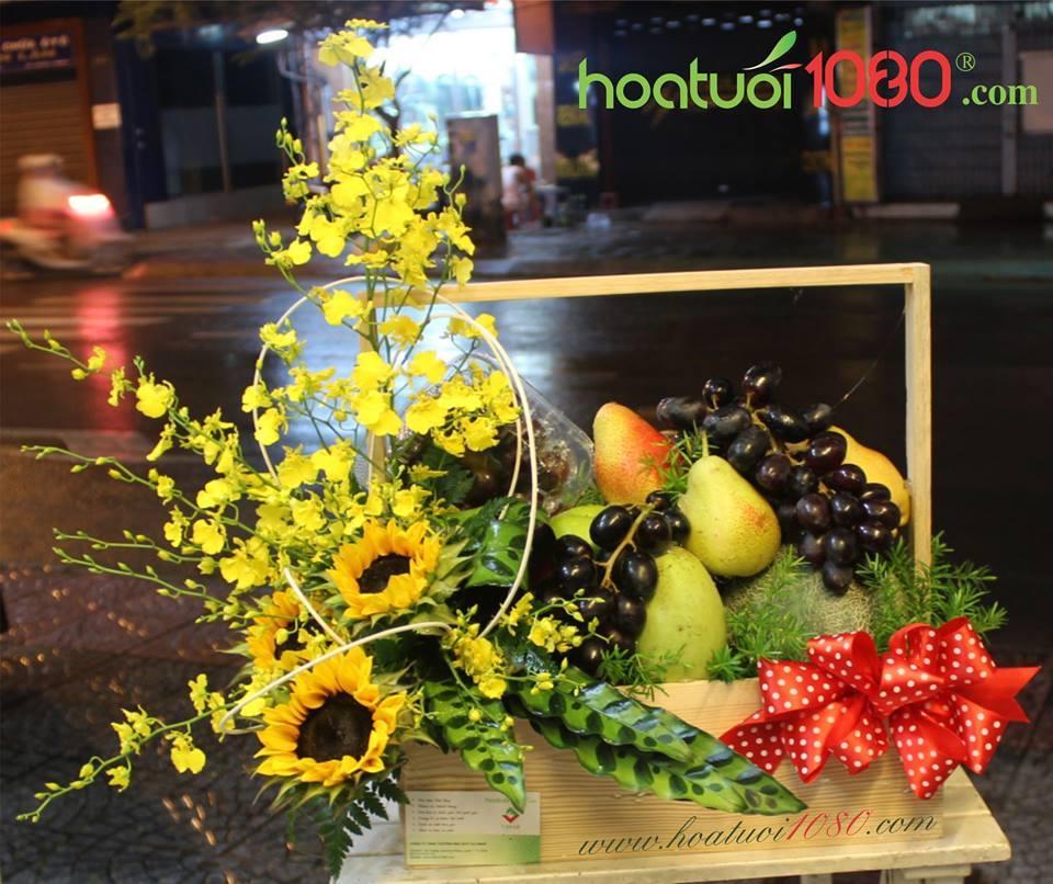 Giỏ trái cây 053