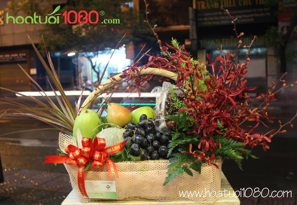 Giỏ trái cây 054