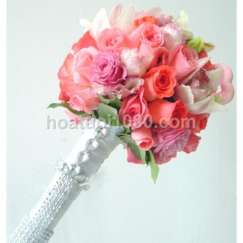 Hoa cầm tay 024