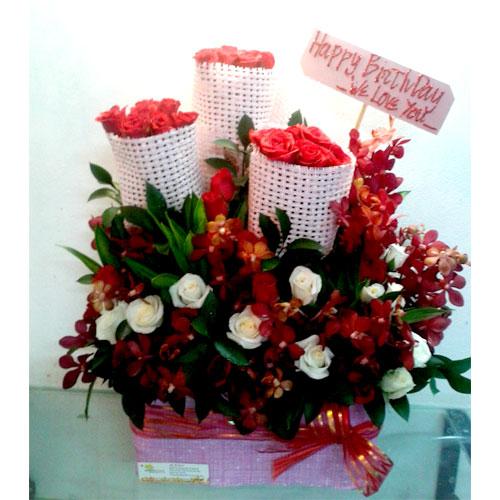 Hoa sinh nhật 086