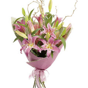 dịch vụ, Lily Bouquet