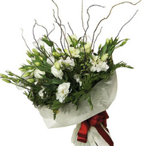 dịch vụ, Mixed Long-Stemmed Flowers Bouquet