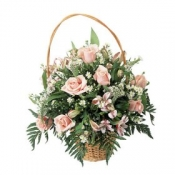 Basket Arrangement 'Sweet Dreams'