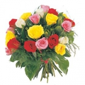 Bouquet of Roses in various colours