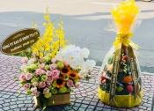 Combo trái cây, hoa lễ giỗ