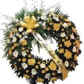 Funeral Wreath Intercat ID# 2005