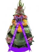 Giỏ trái cây chia buồn - kính viếng