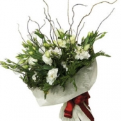 Mixed Long-Stemmed Flowers Bouquet