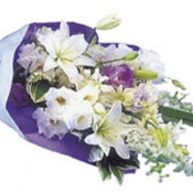 Sympathy Bouquet (white)