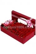 Hoa trong hộp 010