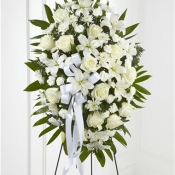 FTD Exquisite Tribute Standing Spray
