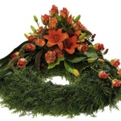 Wreath (without ribbons)